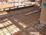 Création d'une surface supplémentaire de plancher. Rénovation d'immeuble. Extension d'un logement. Matériaux écologiques. Architecture à Marseille, Provence. Delaloy Architecte.